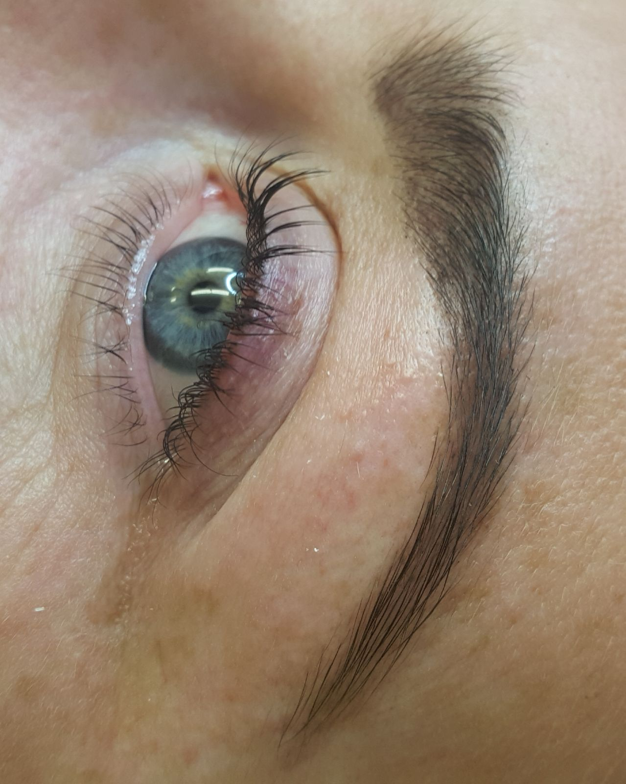 New treatment – lash lift – Face to Face Beauty Spa